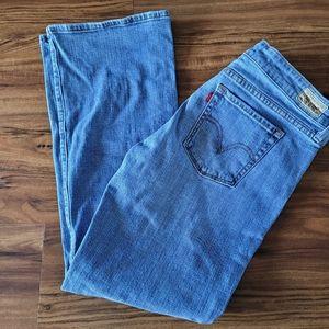 Levi's Women's 545 Midrise Slim Fit Bootcut Jeans